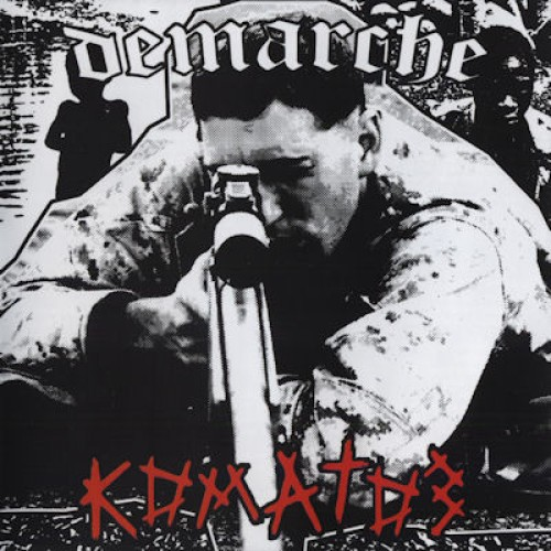 Коматоз / Demarche split / CD