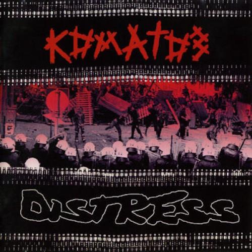 Коматоз / Distress split /CD