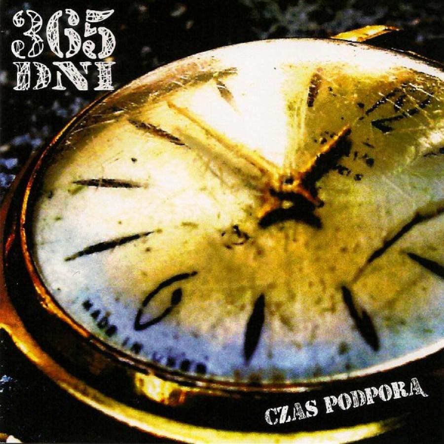 365 Dni – Czas Podporą... / CD'r