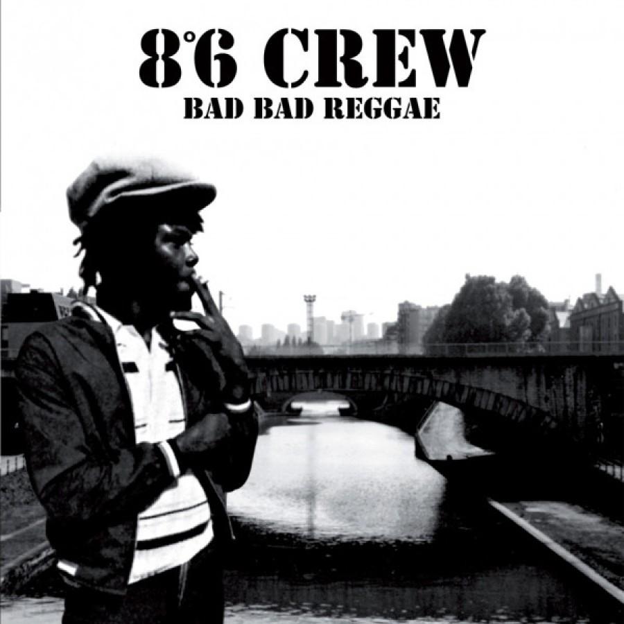8°6 Crew – Bad Bad Reggae / LP