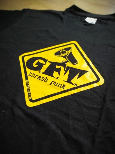GxFxTx - logo t-shirt