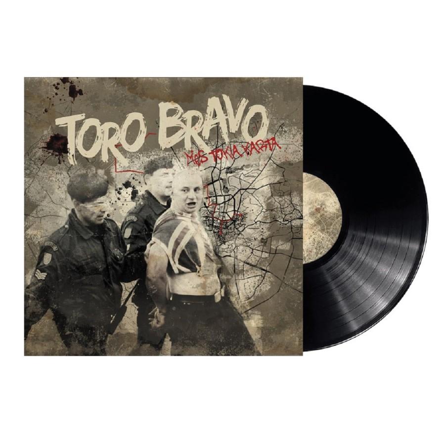 TORO BRAVO - Mes tokia karta / 10'inch LP