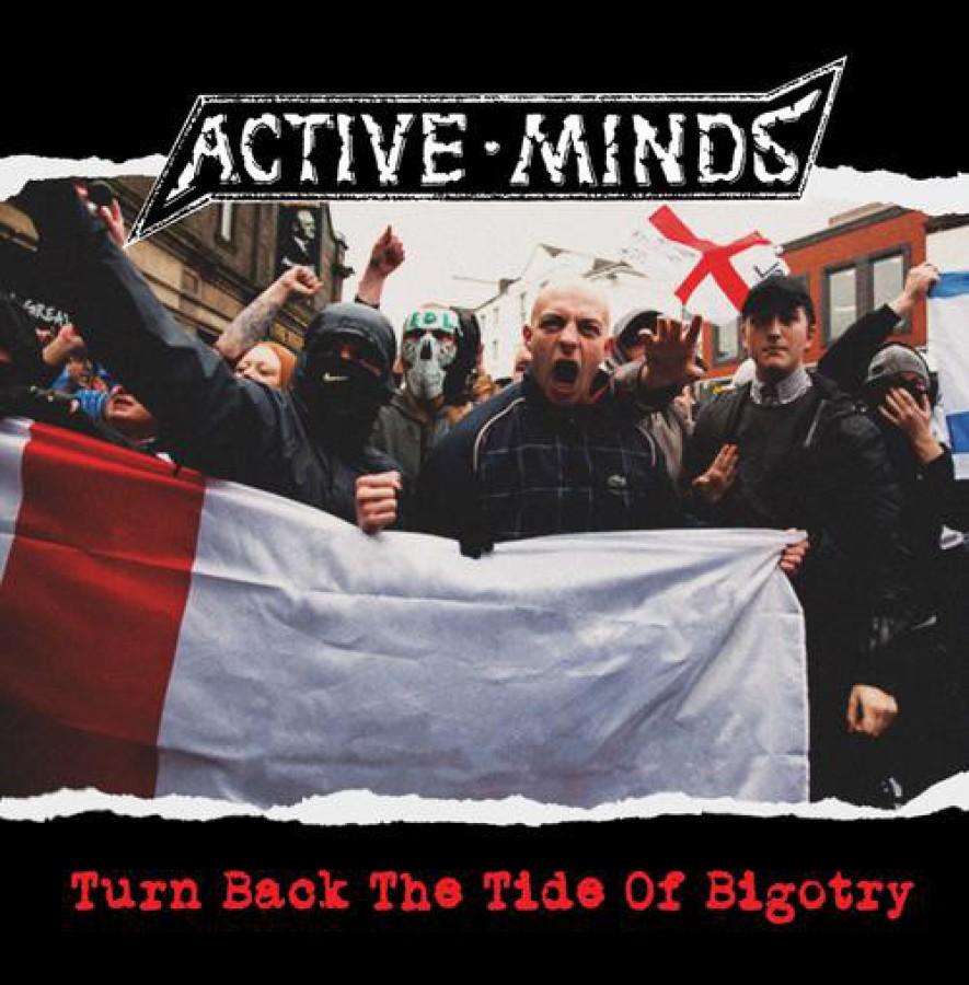 Active Minds – Turn Back The Tide Of Bigotry / LP