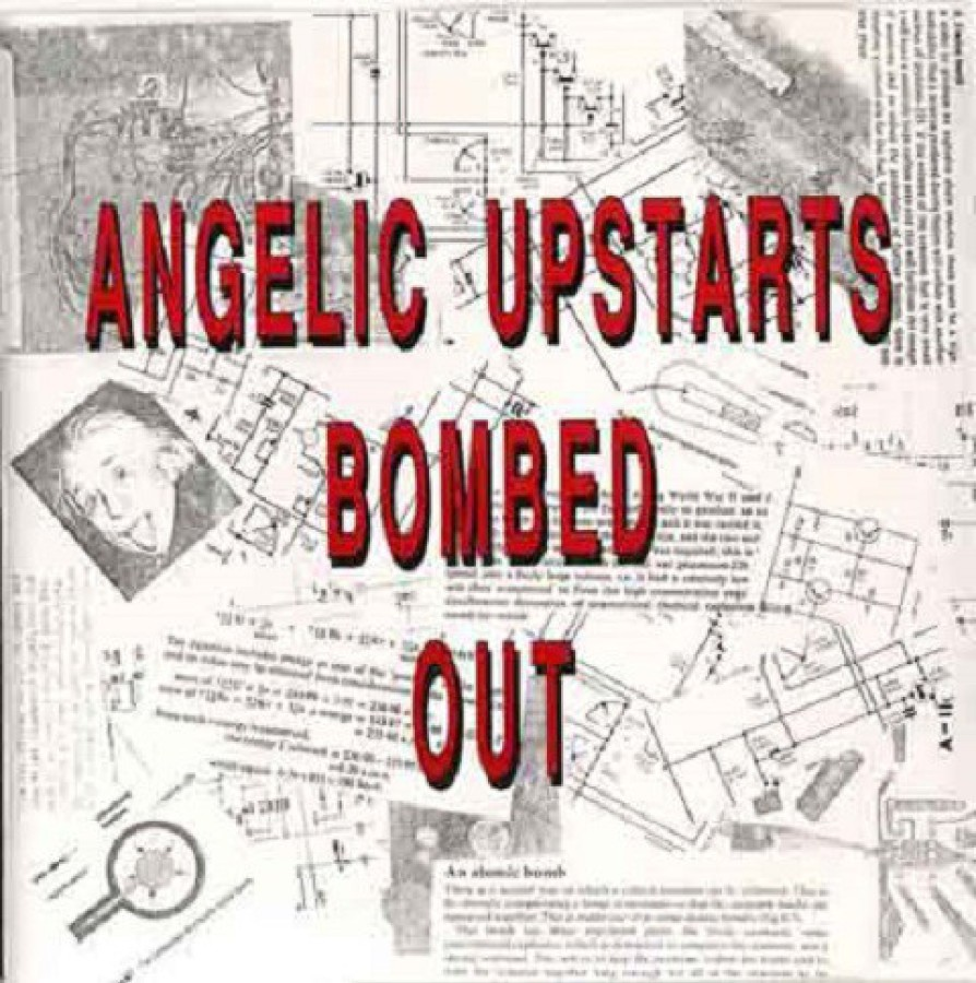 Angelic Upstarts – Bombed Out / LP