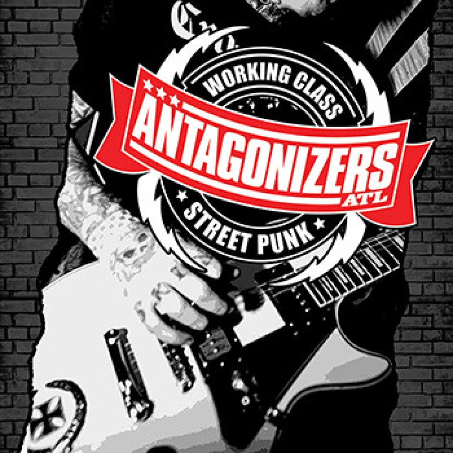 Antagonizers ATL – Working Class Street Punk / LP