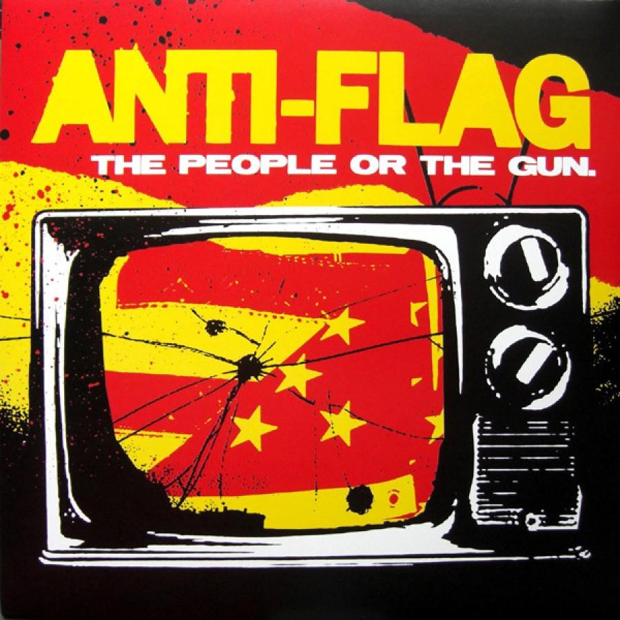 Anti-Flag – The People Or The Gun / LP