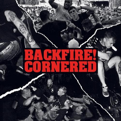 Backfire! / Cornered – Mosh Minable / Time Has Come / 7'inch