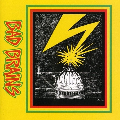 Bad Brains – Bad Brains / LP PRE-ORDER