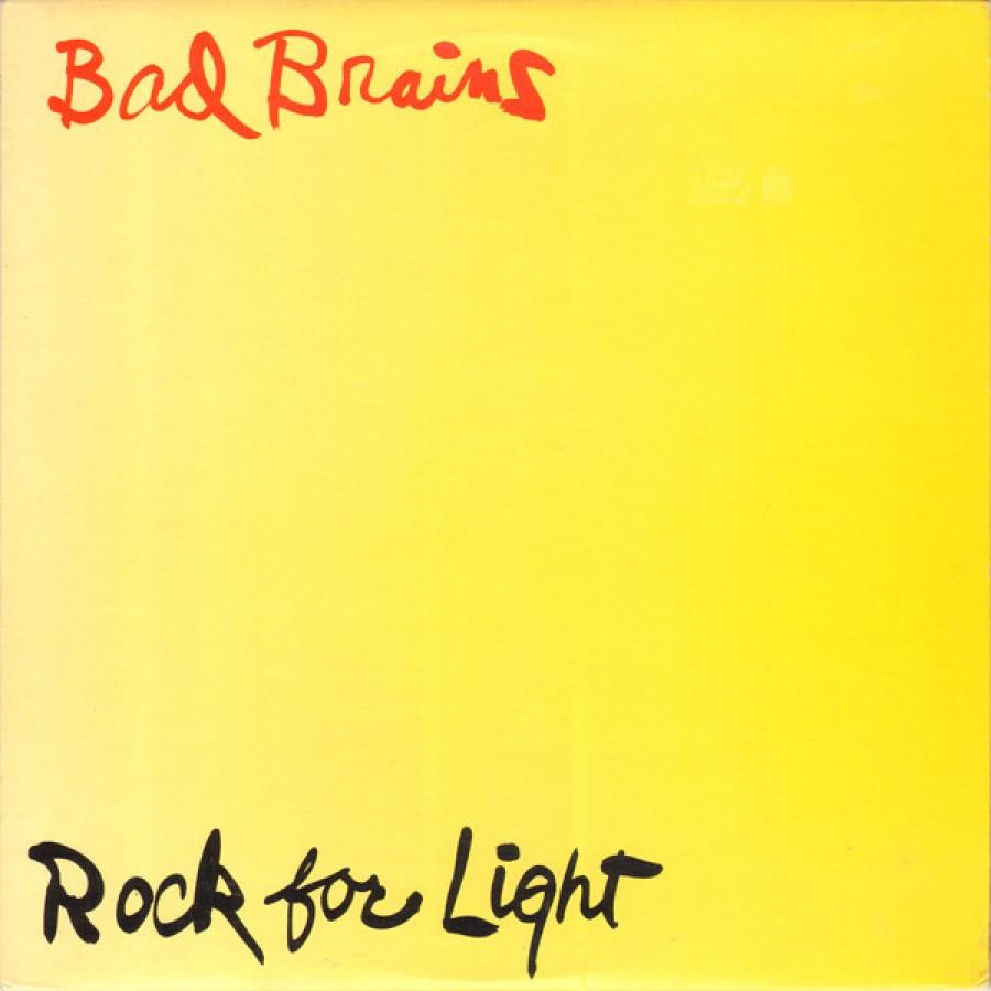 Bad Brains – Rock For Light / LP PRE-ORDER
