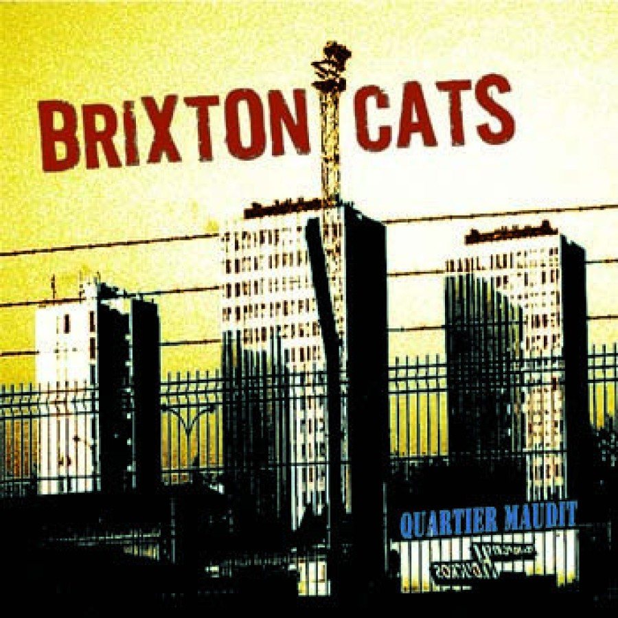 Brixton Cats – Quartier Maudit / LP