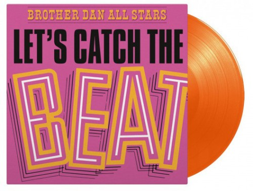 Brother Dan All Stars – Let's Catch The Beat / LP