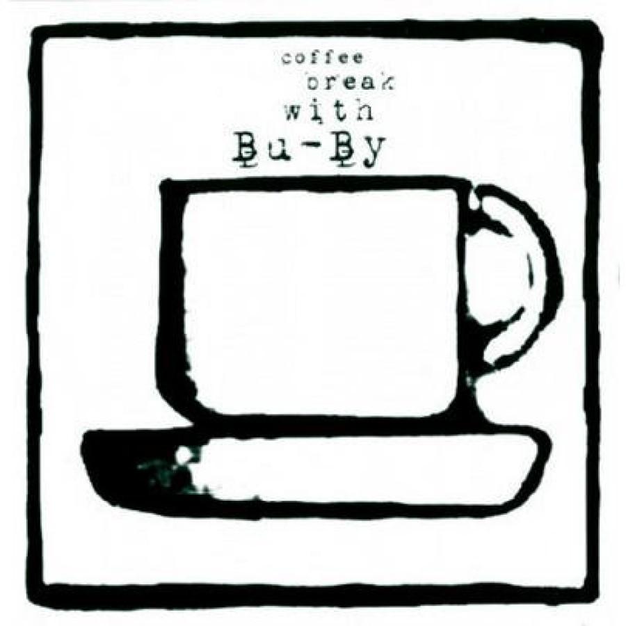 """BU-BY """"Coffee break with Bu-By"""" / CD"""