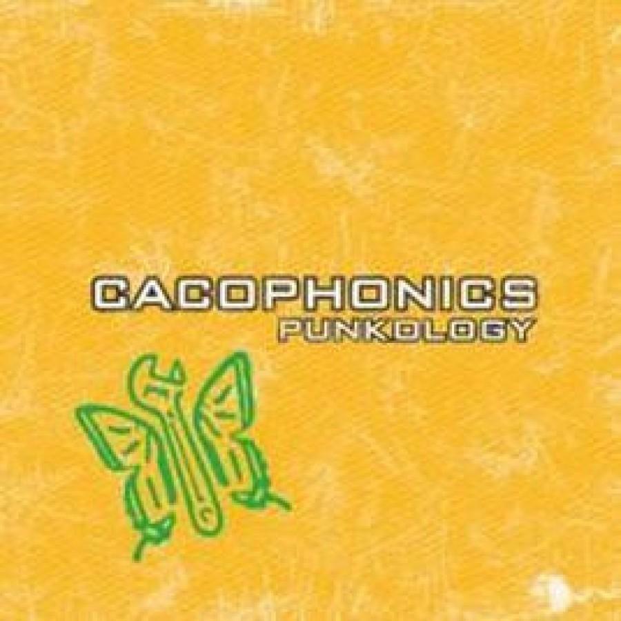 Cacophonics – Punkology / CD