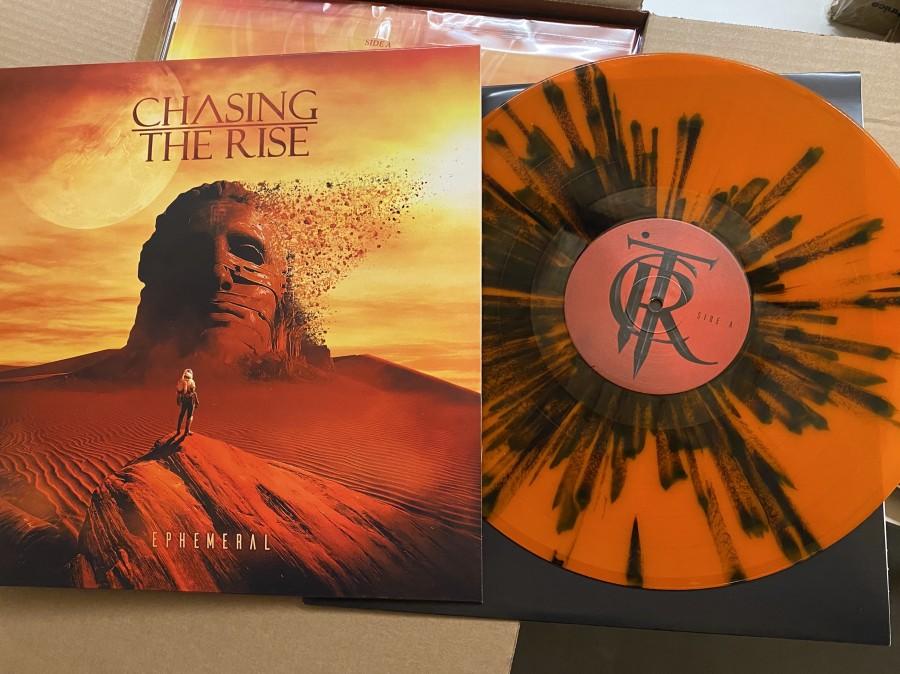 Chasing The Rise - Ephemeral / LP