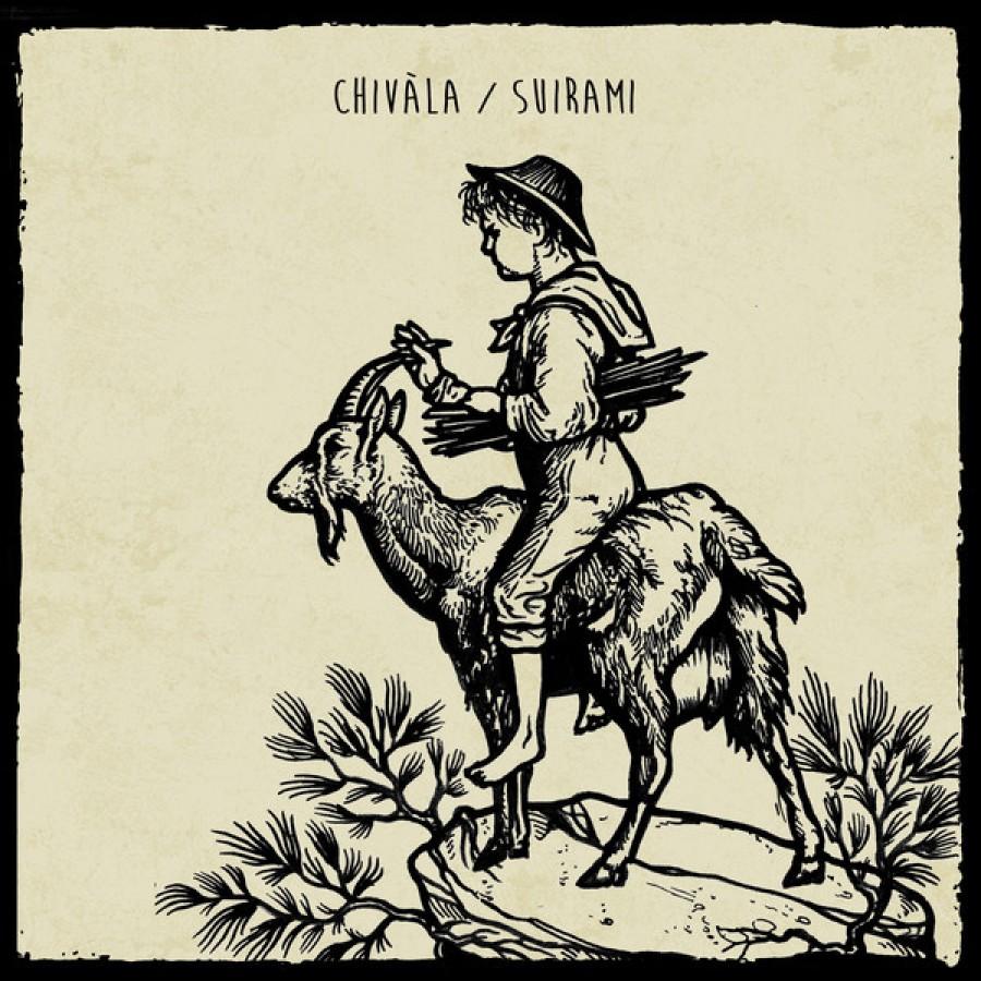 Chivàla / Suirami – Chivàla / Suirami / 10'inch