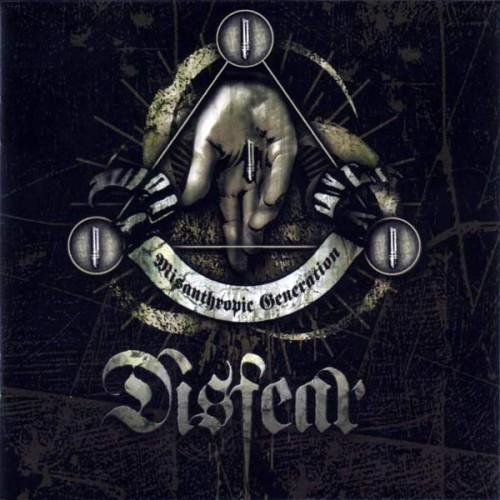 Disfear – Misanthropic Generation / LP