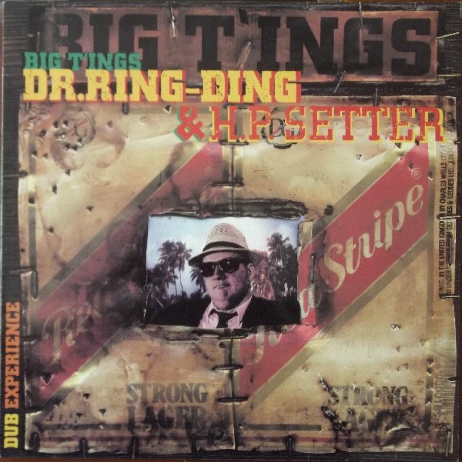 Dr. Ring-Ding & H.P. Setter – Big T'ings / LP