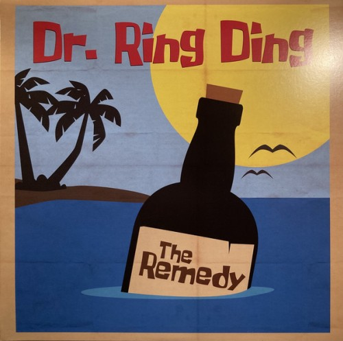 Dr. Ring-Ding – The Remedy / LP