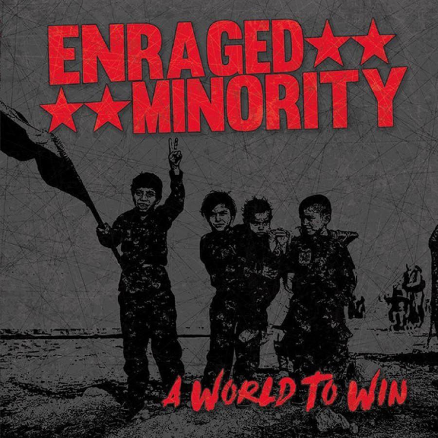 Enraged Minority – A World To Win / LP
