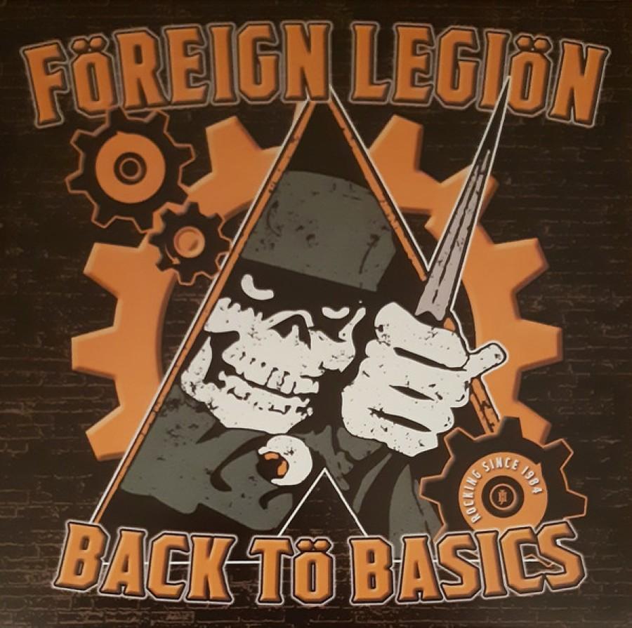 Föreign Legiön* – Back Tö Basics / LP