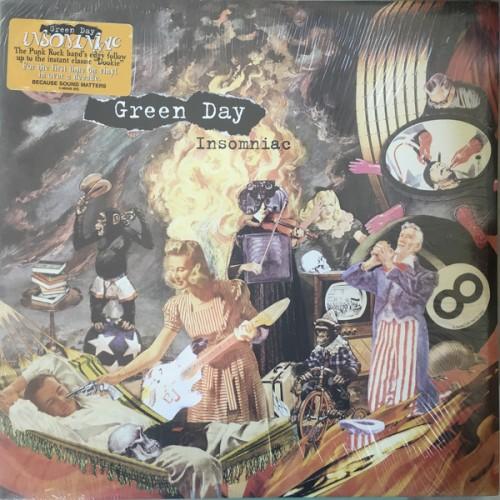 Green Day – Insomniac / LP