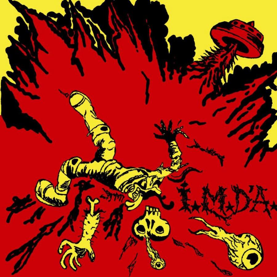 I.M.D'A. - IN MANCANZA D'ALTRO / LP