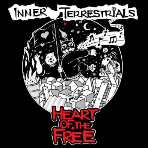 Inner Terrestrials – Heart Of The Free / LP