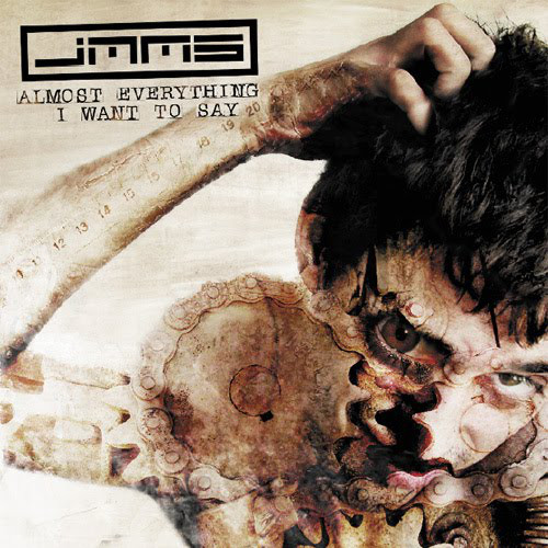 Jupiter Make's Me Scream* – Almost Everything I Want To Say / CD'r