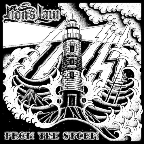 Lion's Law – From The Storm / LP