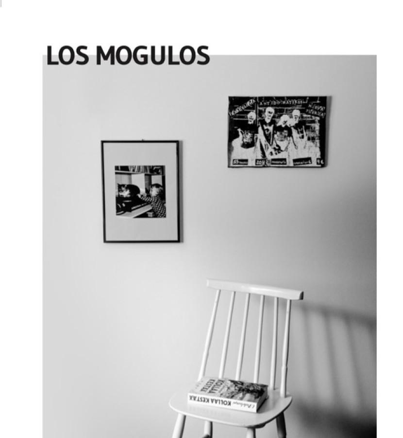 Los Mogulos – Los Mogulos / 7'inch