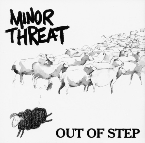 Minor Threat – Out Of Step / LP