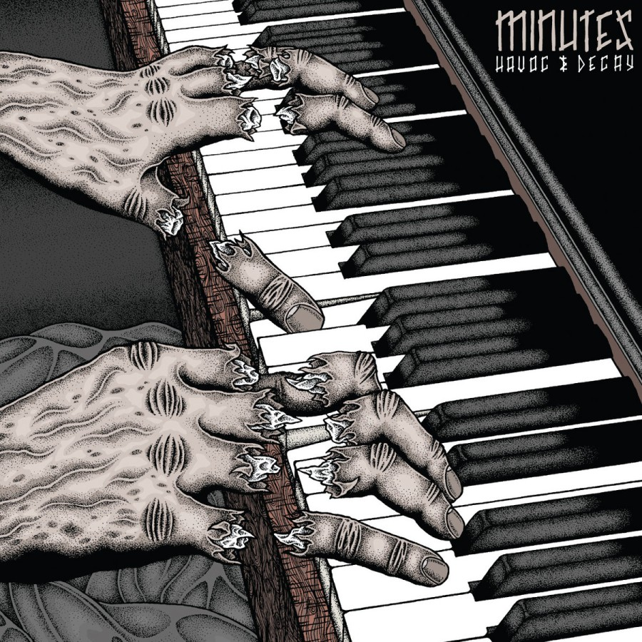 Minutes – Havoc & Decay / 7'inch