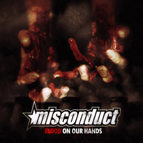Misconduct – Blood On Our Hands / CD