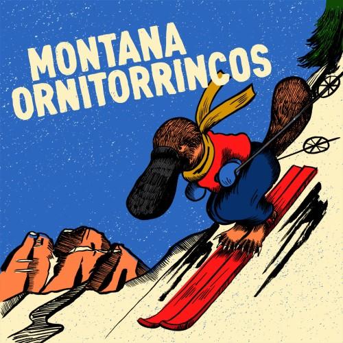 Montana / Ornitorrincos - split / LP
