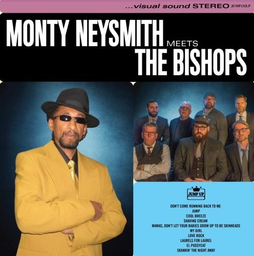 Monty Neysmith & The Bishops – Monty Neysmith Meets The Bishops / LP