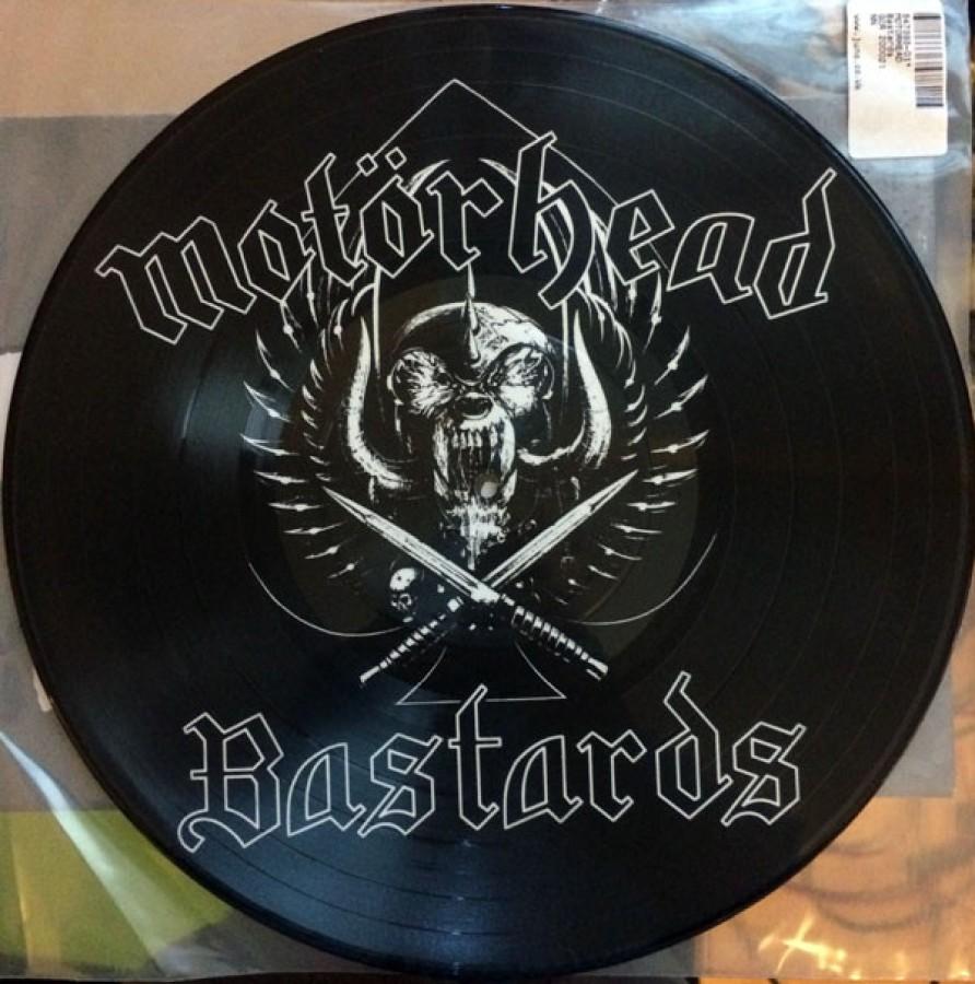 Motörhead – Bastards / LP