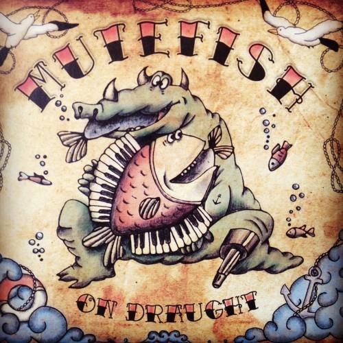 Mutefish – On Draught / CD