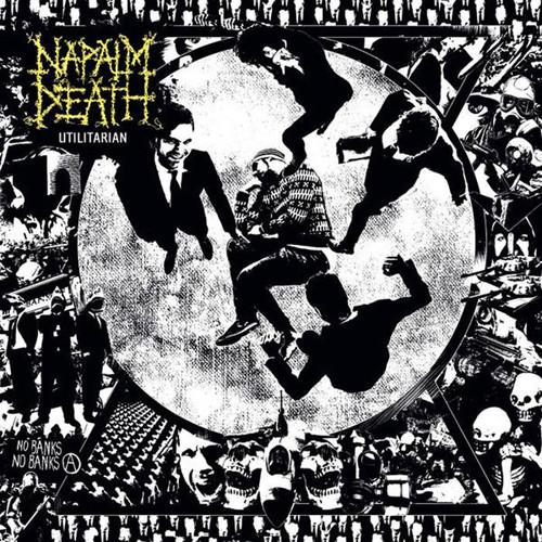 NAPALM DEATH Utilitarian / LP