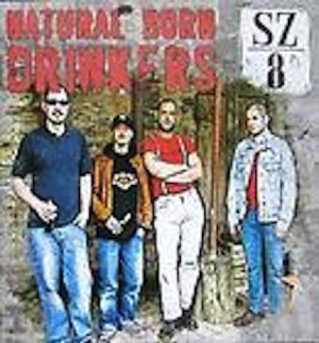 Natural Born Drinkers – SZ/8 / CD