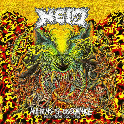Neid – Anthems To The Dissonance (Discography 2007-2020) / 2xCD