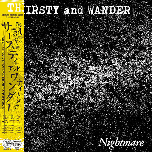 Nightmare - Thirsty And Wander / LP