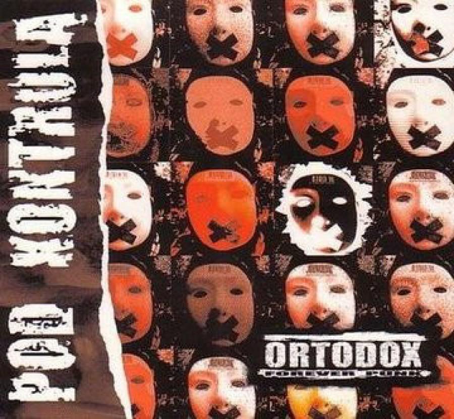Ortodox – Pod Kontrolą / CD