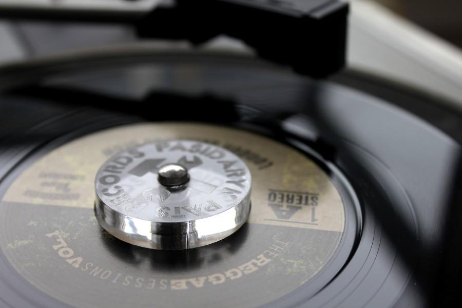 PASIDARYK PATS records - Single 45rmp Adapter