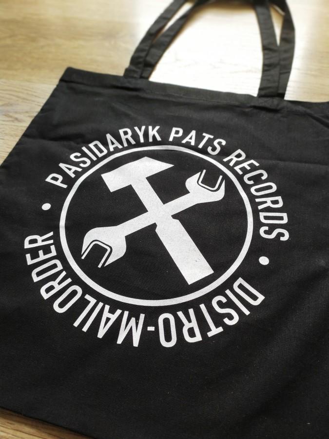 PASIDARYK PATS records - tašė