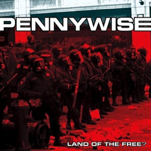 PENNYWISE - LAND OF THE FREE / LP