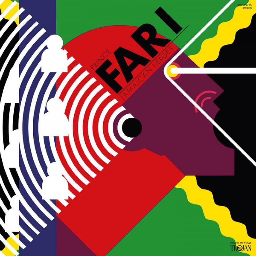 Prince Far I – Jamaican Heroes / LP