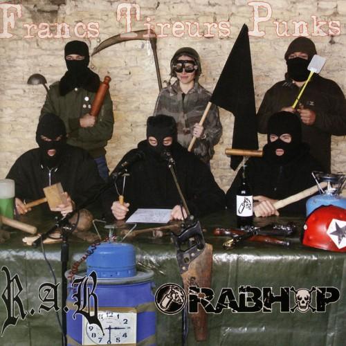 R.A.B. Rabhop – Francs Tireurs Punks / CD