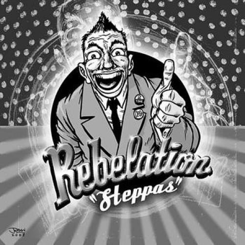 Rebelation – Steppas / CD