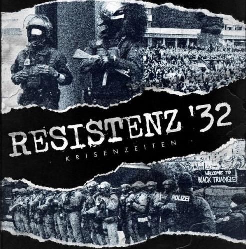 Resistenz '32 – Krisenzeiten / LP
