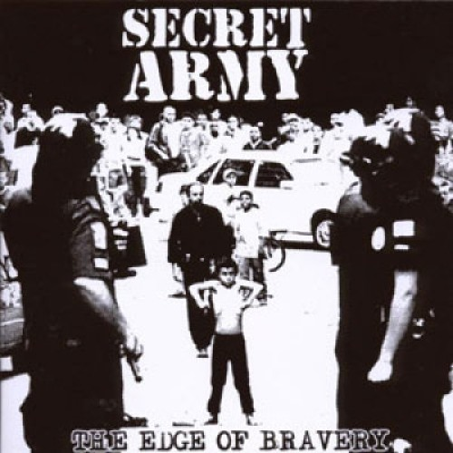 Secret Army – The Edge Of Bravery / CD